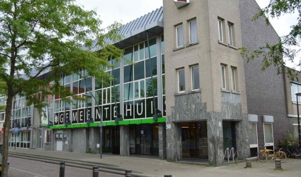 <p>Gemeentehuis Dronten</p>