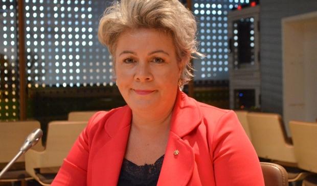 <p>Suzanne Stoop (PvdA)</p>
