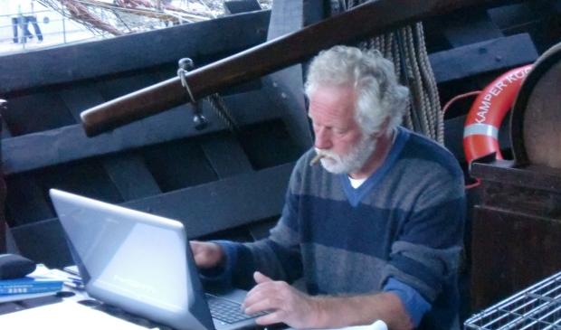 <p>Koggejournaal wordt geschreven door Reijer van &#39;t Hul<em>.</em></p>