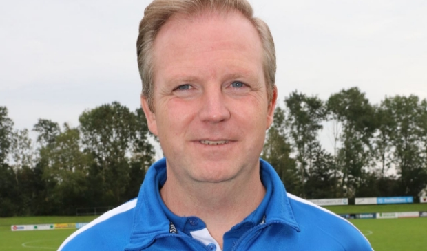Arjan ten Hove, trainer van Swift'64.