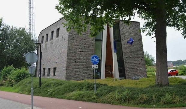 <p>Politiebureau Dronten</p>