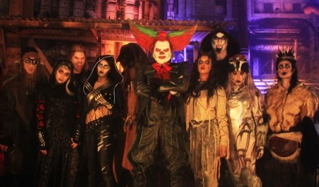 <p>Halloween Fright Nights</p>
