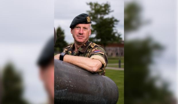 portret Martin Wijnen, Luitenant-generaal