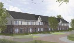 Start bouw 24 woningen project Willem Alexanderschool te Heerde