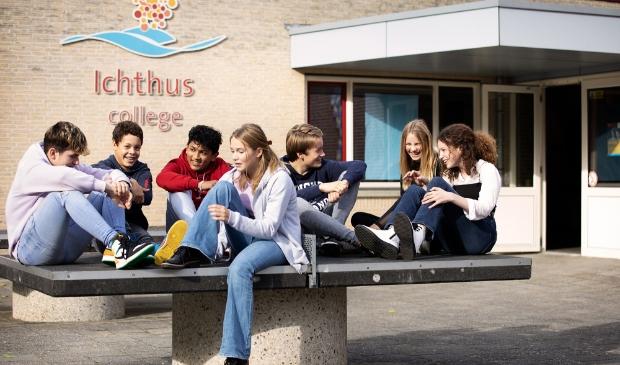 Bij het Ichthus College staat de leerling centraal