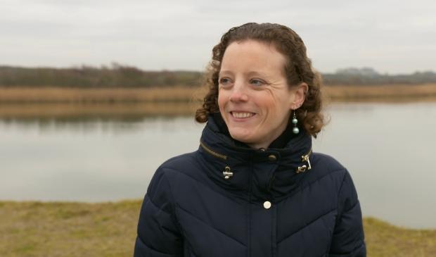 Aangever Melissa bij At Sea.