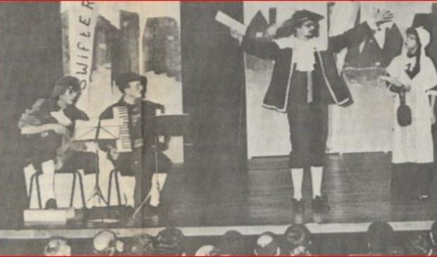 Thomasvaer en Pieternel.