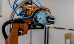 3 voordelen van werken met een robotarm
