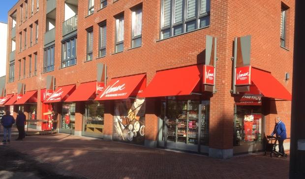 De Vomar Voordeelmarkt in winkelcentrum Suydersee.