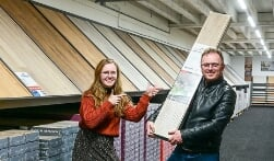 Vloerenhuys de Veluwe: groots assortiment voor de beste prijs
