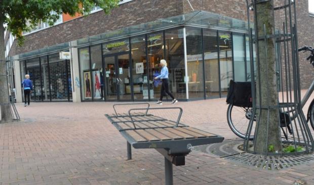 Er is in Suydersee méér nodig dan hier en daar een bankje.