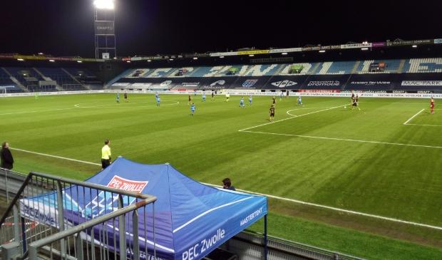 PEC Zwolle-Heerenveen 4-1