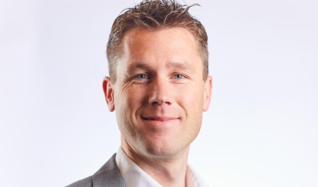 Bart Jeurink, MKB-adviseur.