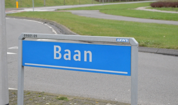De Baan in Biddinghuizen.