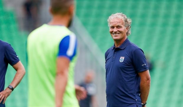 Gert Peter de Gunst behoort tot het meubilair van PEC Zwolle, maar vertrekt na dit seizoen.