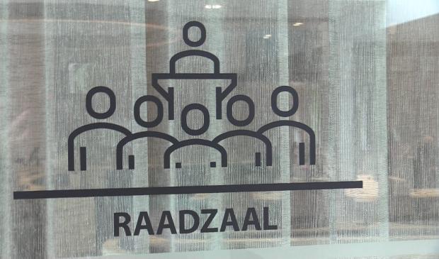 <p>Raadzaal</p>