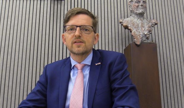Roelof Siepel - wethouder ChristenUnie