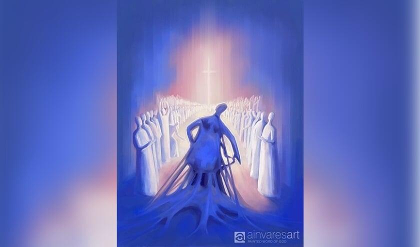 De evangelist aan het woord (Column door Cees van Beek)