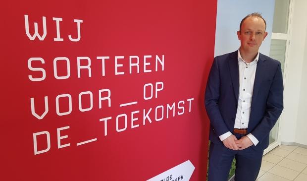 <p>Wethouder Egge Jan de Jonge&nbsp;</p>