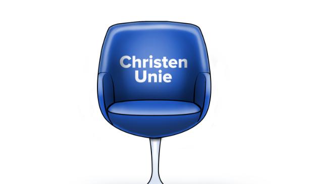 raadszetel van de ChristenUnie ;-)
