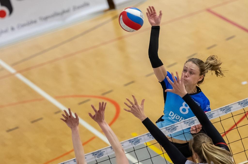 Regio Zwolle Volleybal-Apollo 8 (Marly Bak) Foto: Pedro Sluiter © brugmedia