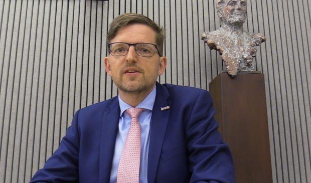 <p>Roelof Siepel - wethouder ChristenUnie</p>