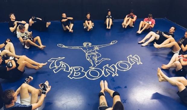 Keurmerk Vechtsportautoriteit voor Tabonon.