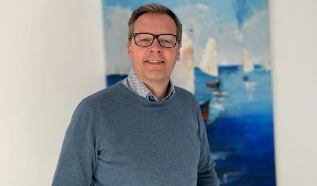 Jeroen Verburg, projectleider grootschalig testen in Dronten.