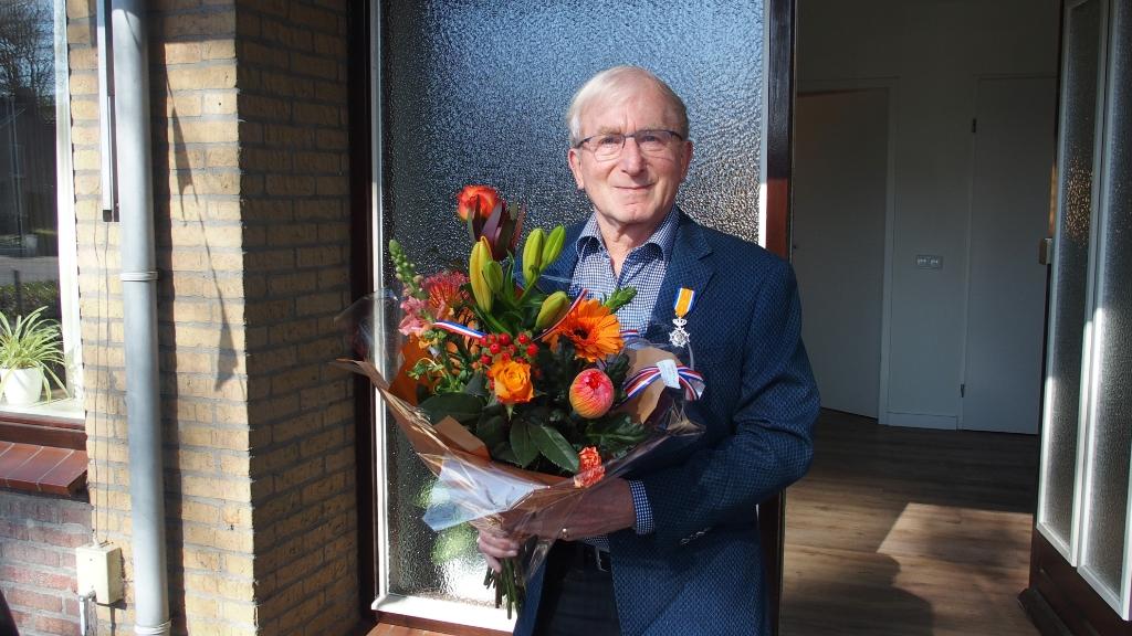 <p>De heer Dirk Lokhorst</p> .