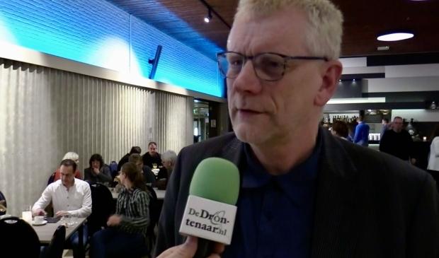 Jan Reijmerink van Het Pauzegebouw.