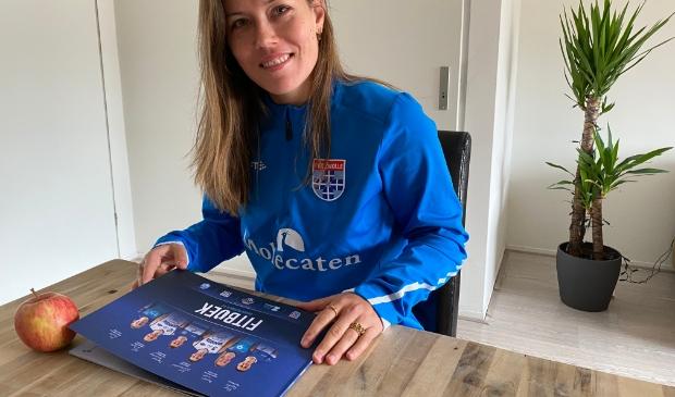 Dominique Bruinenberg van PEC Zwolle Vrouwen