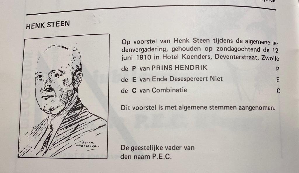 <p>Oprichtingsbriefje</p> <p>Bron: Historisch Centrum Overijssel</p>