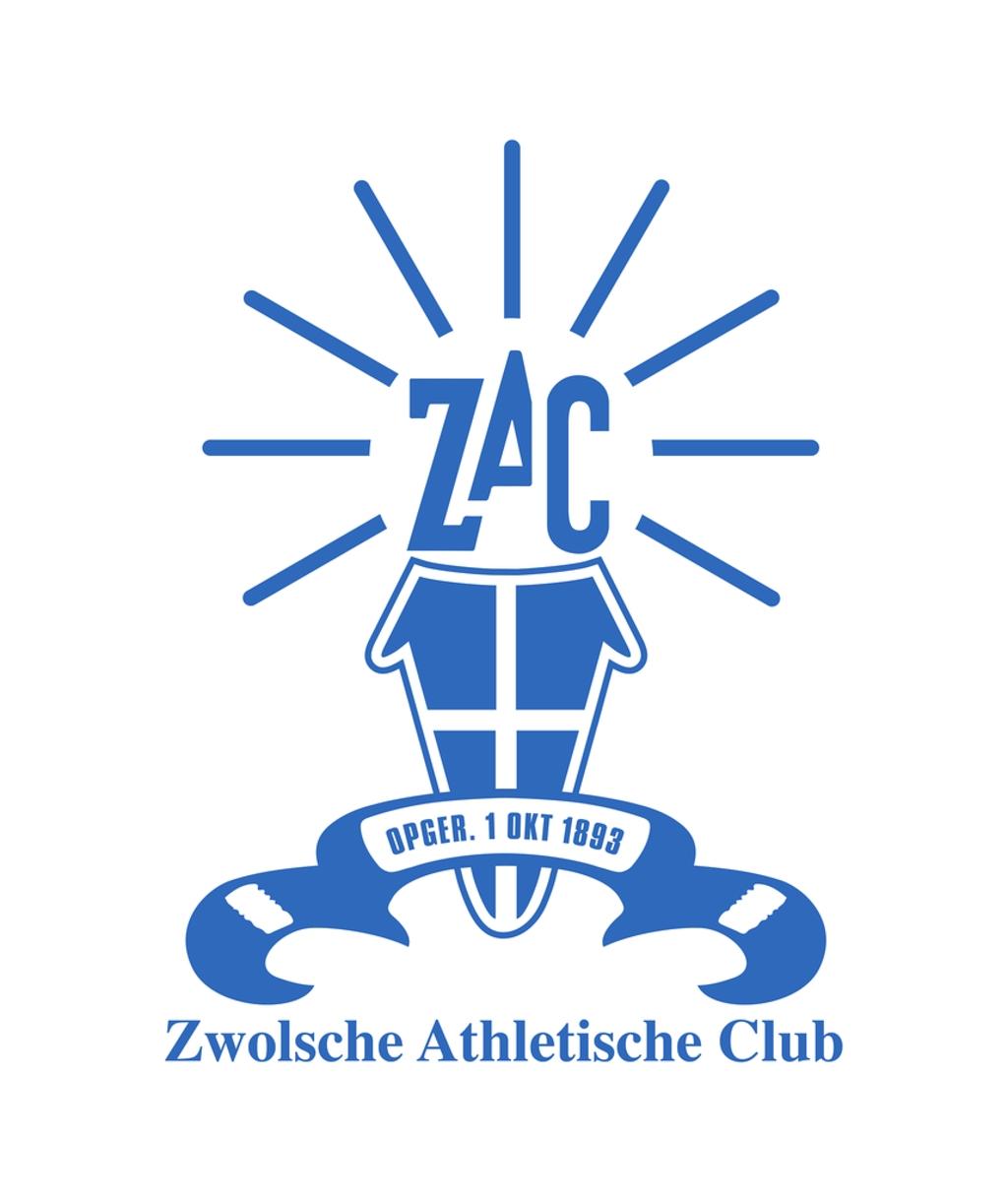 <p>Logo van de oudste club van Zwolle.</p> <p>Foto: Z.A.C.&nbsp;</p>