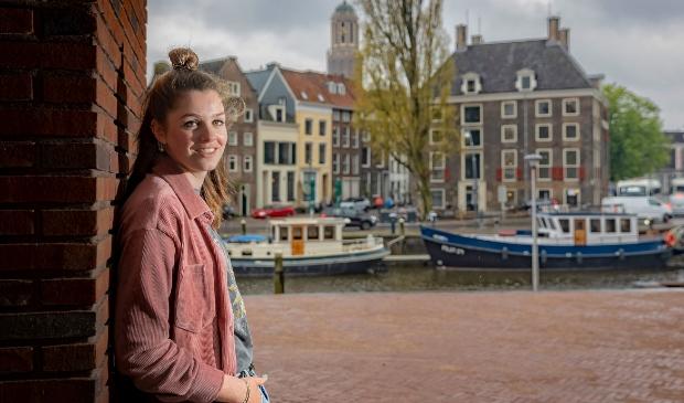 <p>&quot;VC Zwolle zal altijd in mijn hart blijven&quot;, zegt volleybalster Nynke Hofstede.</p>