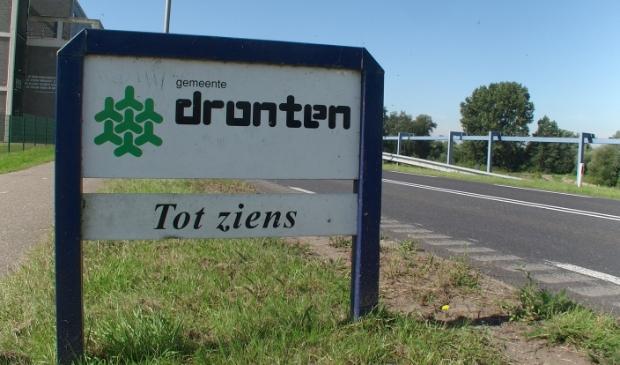 De gemeente Dronten heeft ruim 9.000 borden.