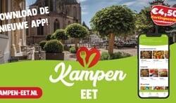 """Kampen Eet groeit hard!"