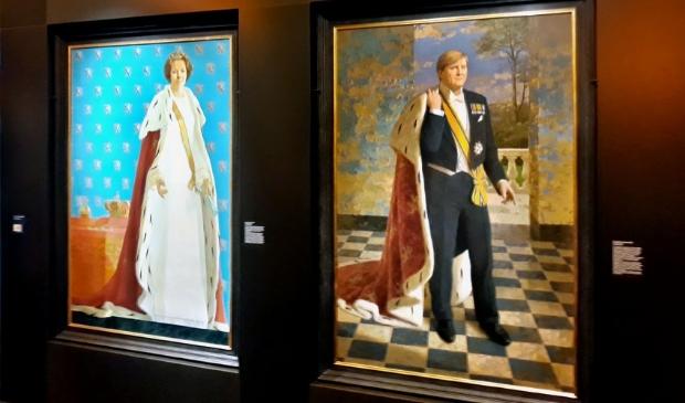 <p>Na de koning mag Kenne nu burgemeester Koelewijn portretteren</p>