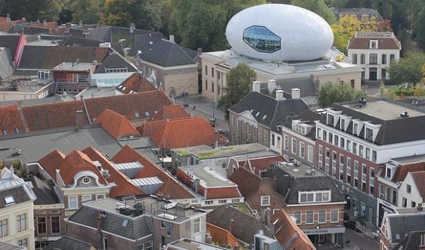 Kunst uit Dronten in De Fundatie in Zwolle?