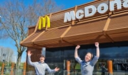 McDonald's restaurants in Zwolle zoeken super crew