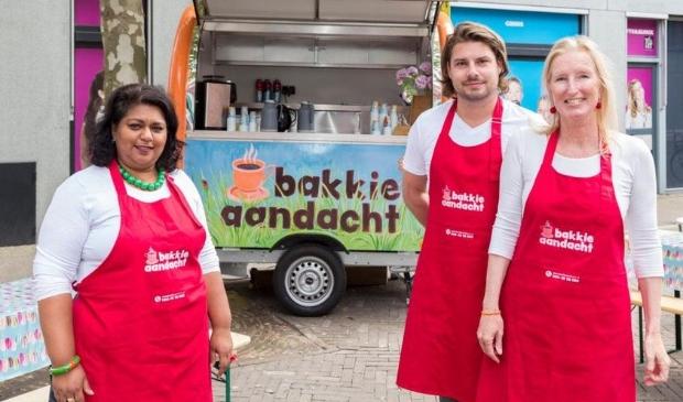 'Bakkie aandacht' bij Mantelkring.