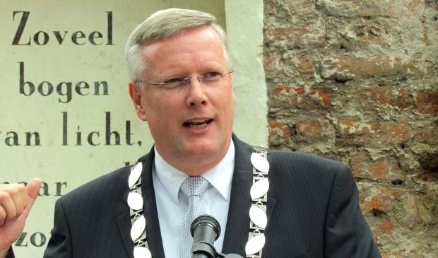 <p>Commissaris van de Koning Andries Heidema</p>