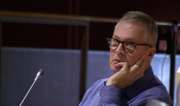 SP-raadslid Frans Rietveld.