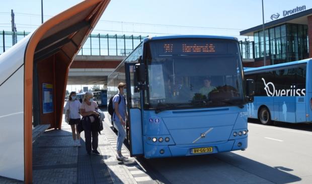 Buslijn 147: Dronten - Biddinghuizen - Harderwijk.