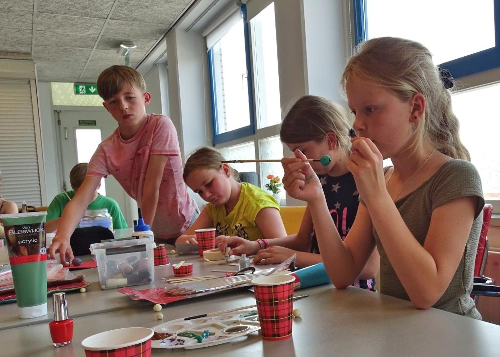 Concentratie... Jelle Stellingwerf © BrugMedia