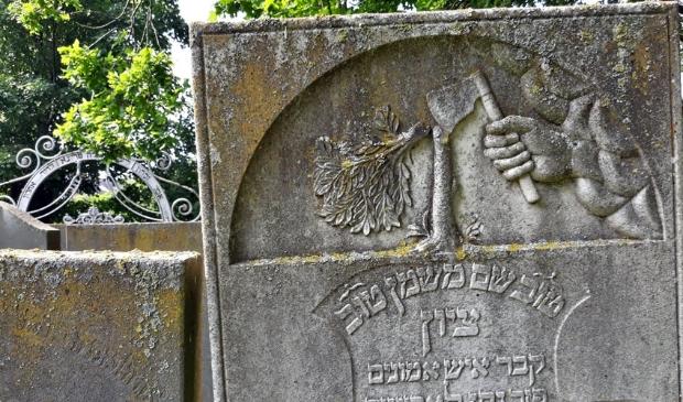 Het graf van een Jood, in de bloei van zijn leven gestorven