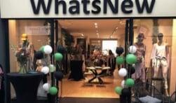Dameskledingzaak WhatsNew Fashion bestaat 1 jaarl
