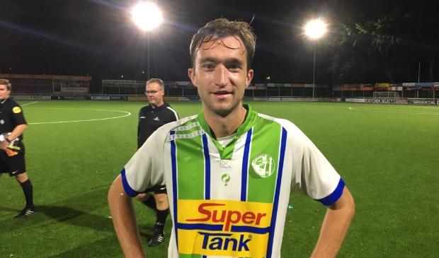 Kevin van der Vlag.