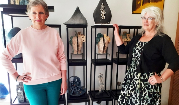 Annemarie Cilon en Marianne Knol