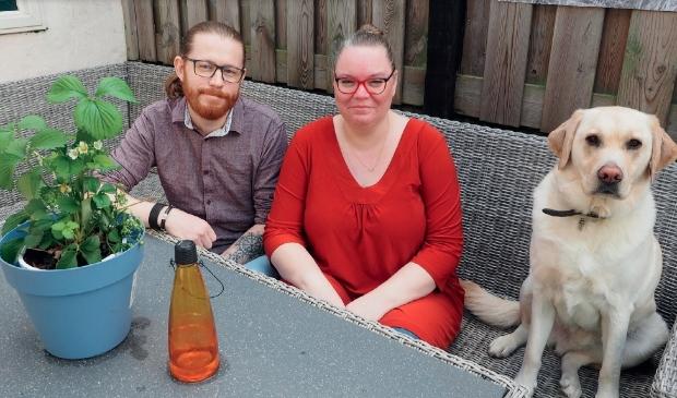Gezinshuisouders Ramon en Mariëlle