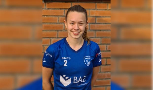 <p>Marit Strating keert terug bij Sparta in haar woonplaats Zwolle.</p>